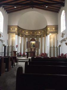 Claretian Mission Inside Image