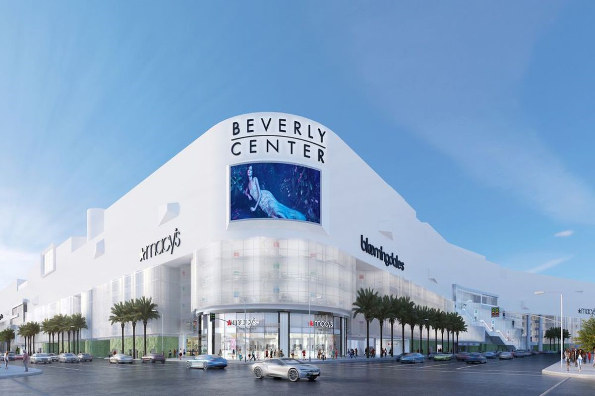 Beverly Center Commercial Building Image