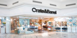 Crate and Barrel Outside Showroom Image