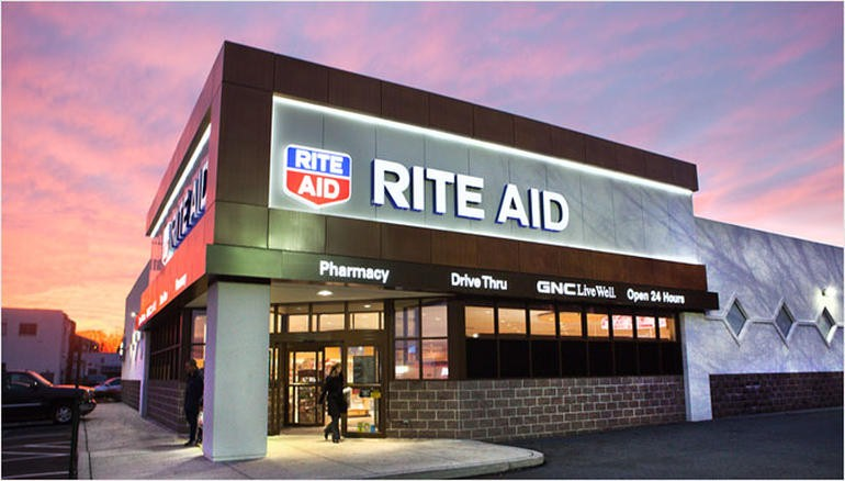 Rite Aid - Building image outside image