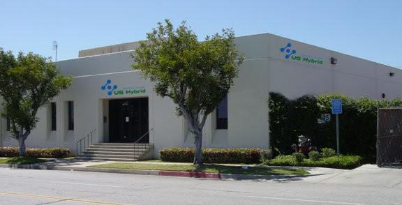 US Hybrid Corporation Building Image image