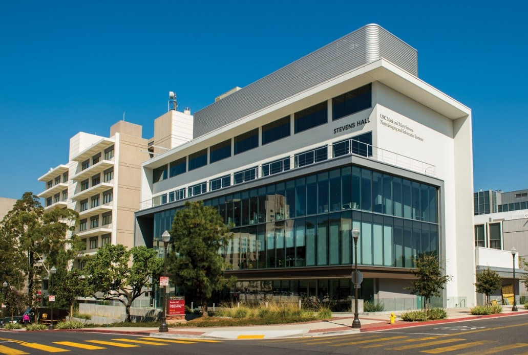 USC Stevens Hall for Neuroimaging Building image image
